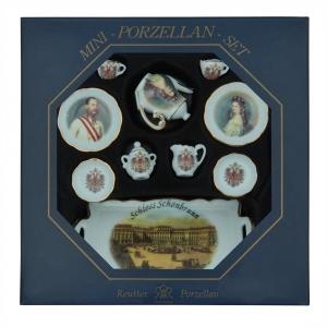 Miniatur Porzellan Set No.1