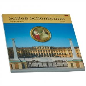 Schloß Schönbrunn Schlossführer eng.