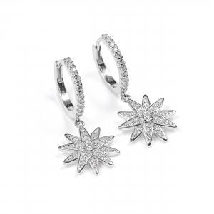 Kreole Stern 925 Silber