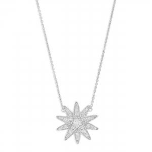 Kette Stern  925 Silber