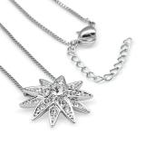 Chain with diamond star