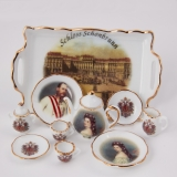 Miniature porcelain set no. 1