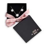 Necklace 3 Stars 925 silver